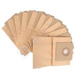 Vacuum Standard Filtration Bags (H55) - 10 Pack