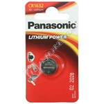 Panasonic CR1632 Coin Battery