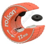 Rolson 22mm Copper Pipe Cutter