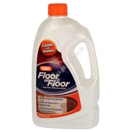 Vax Floor to Floor Hard Floor Cleaning Solution - 1.42L - ES1065445