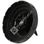 Blender Goblet Base and Blade Assembly - Black