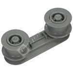 Dark Grey Dishwasher Wheel Support