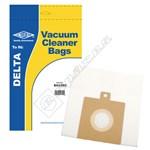 Electruepart BAG252 Lidl Vacuum Dust Bags (KS Type) - Pack of 5
