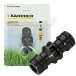 Karcher Two-Way Garden Hose Connector