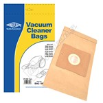 Electruepart BAG186 Samsung VP95B Vacuum Dust Bags - Pack of 5
