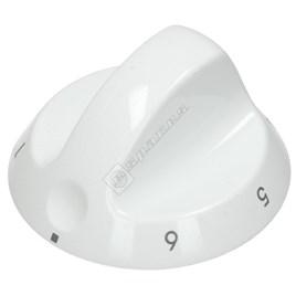 Hob Control Knob - White - ES1591902