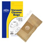 BAG239 E66 Vacuum Dust Bags - Pack of 5