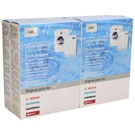 Privileg Washing Machine/Dishwasher Quick Descaler - 4 x 250g Packets - ES1778393