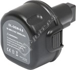Compatible DeWalt 9.6V NiMH Power Tool Battery