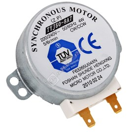 Panasonic Microwave Turntable Motor - ES132365