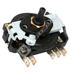 Hotplate Function Selector Switch