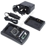 Ultra Fast Battery Charger & Car Kit