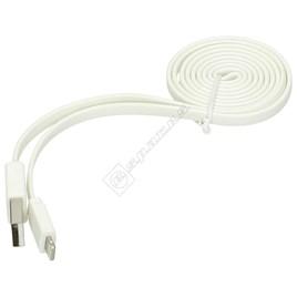 Compatible Apple Lightning USB Cable - 1M - ES1635812