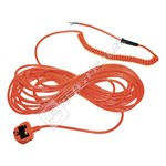Flymo Hedge Trimmer Mains Lead - UK