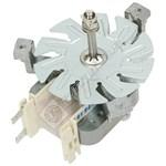 Fan Oven Motor Bekatech FMO305 26W Compatible With Hunan Keli YJ64 ( Long Shaft )