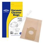 Electruepart BAG171 Philips Sydney Vacuum Dust Bags - Pack of 5