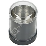 Food Processor Spice Mill Assembly