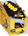 Rolson 5 Meter Tape Measures - Box of 10