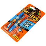 Gorilla Super Glue 3g - Pack of 2