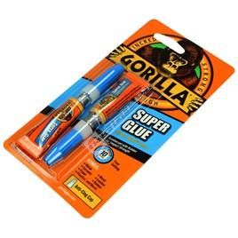 Gorilla Super Glue 3g - Pack of 2 - ES1811797