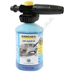 Pressure Washer K2-K7 Connect & Clean Foam Nozzle With Car Shampoo