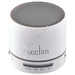 Acctim 16052 Tempo Wireless Bluetooth Speaker - White