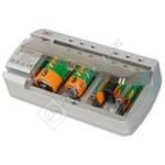 Skytronic Battery Charger - UK Plug