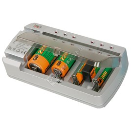 Battery Charger - UK Plug - ES1708243