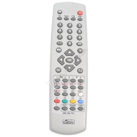 Compatible TV Remote Control - ES515219