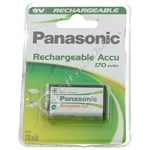 Panasonic P22P Rechargeable Battery (Need To Charge)