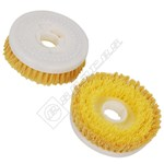 Hard Brush Pads (Z15) - Pack of 2