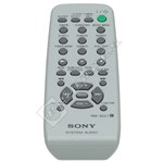 RM-SCL1 Audio System Remote Control