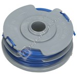 Compatible Grass Trimmer Spool & Line - Twin Line