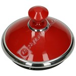 Kettle Lid - Red