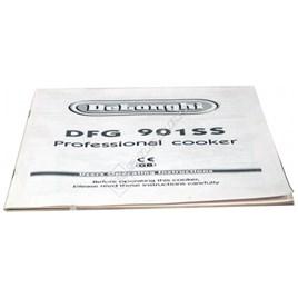 Instruction Booklet - ES1598042
