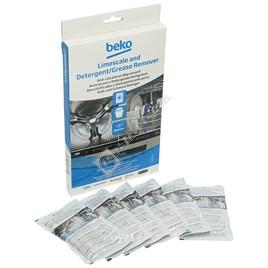 Washing Machine/Dishwasher Limescale & Detergent Remover (Pack Of 6) - ES1783832