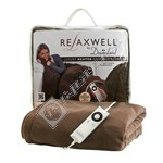 Dreamland Relaxwell 16082 Luxury Heated Throw