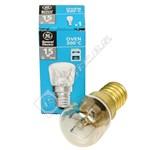 SES E14 15W Oven Bulb