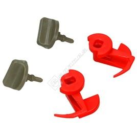 Cooker Hood Mechanical Lock - Pack of 2 - ES502992