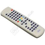 Compatible RC102 TV Remote Control