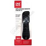 Compatible Sky Q Remote Control