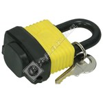 Weatherproof 40mm Laminated Padlock