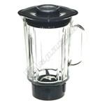 Liquidiser Assembly complete -Glass-1.2L