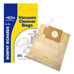 Electruepart BAG151 Morphy Richards Vacuum Dust Bags (01 / 87 Type)