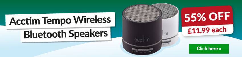 Acctim Tempo Wireless Speaker