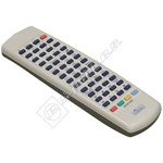 Compatible TV/VCR Remote Control