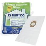 Vacuum Cleaner Allergen Cloth Bag - Pack of 6