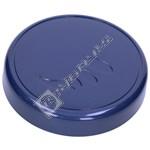 Dark Blue Vacuum Cleaner Large Rear Wheel
