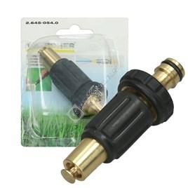 Karcher Brass Garden Hose Spray Nozzle - ES1069238