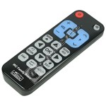 Universal Basic Function TV Remote Control